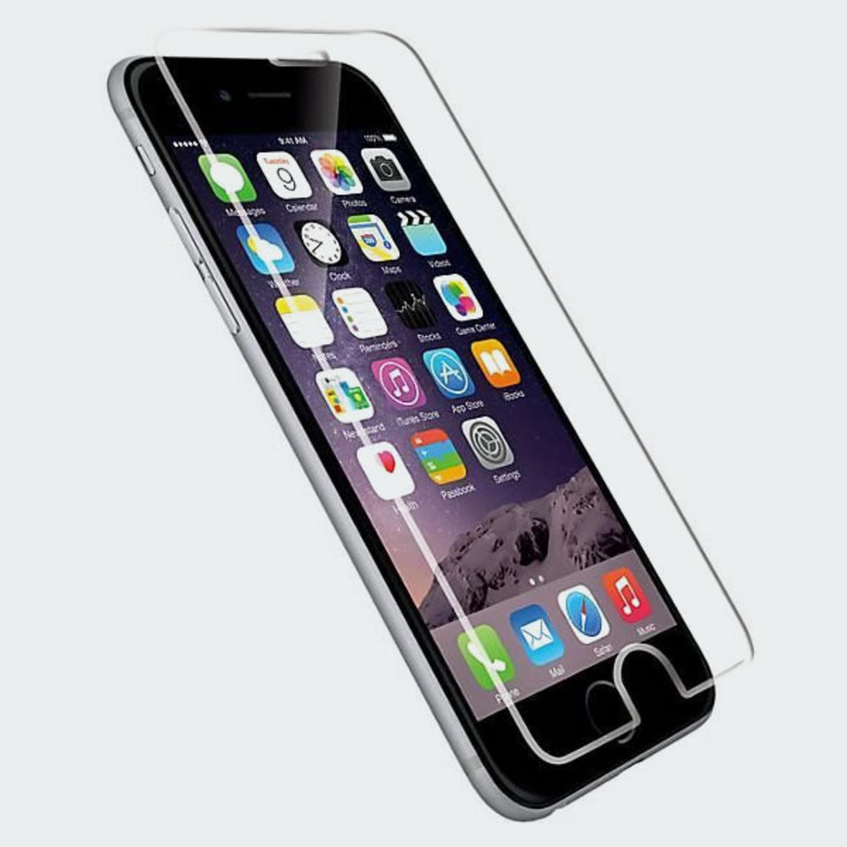 Glass Screen Protector-iPhone 6 -Tampered-Glass