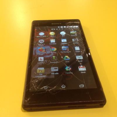My Sony Xperia M2